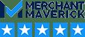 Merchant Maverick 5 Star Badge